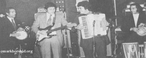 Hassan Abou Seoud mit Omar Korshid
