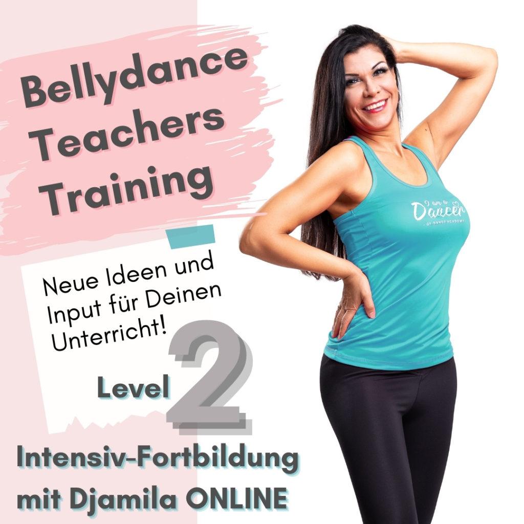 Bauchtanz Teachers Training Level 2